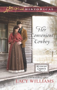 Her Convenient Cowboy by Lacy Williams